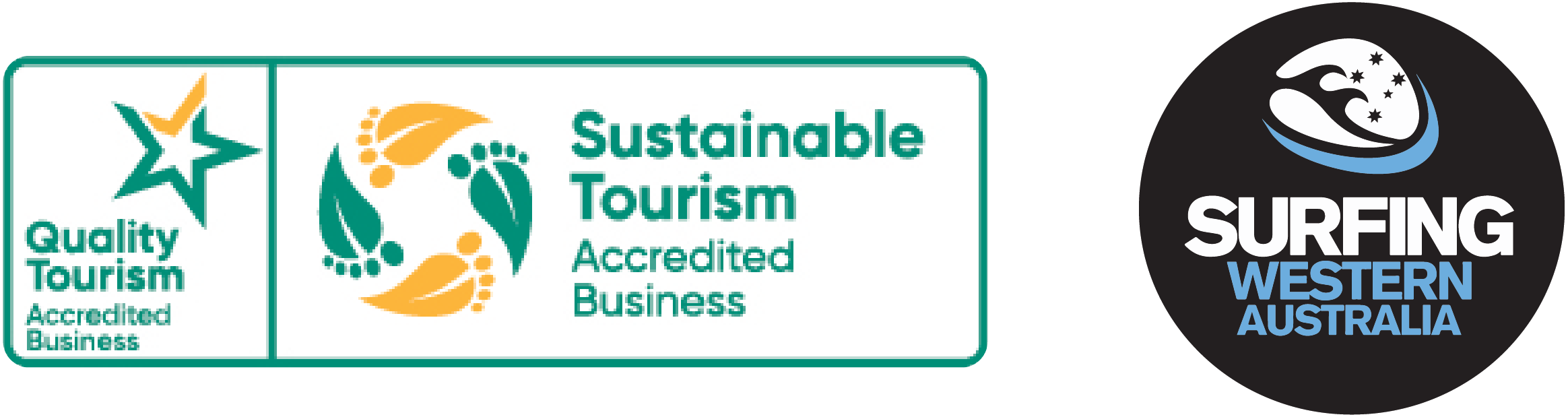Sustainable Tourism and Surfing WA Accredited Business